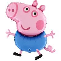 "Peppa Pig Supershape 37"" Foil Balloon"