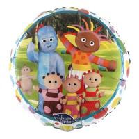 "In The Night Garden 18"" Foil Balloon"