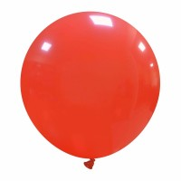 """Light Red Superior 19"""" Latex Balloon 25Ct"""