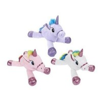 Unicorn Plush 42cm - 3Asst