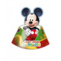 Playful Mickey Hats 6ct