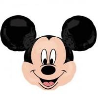 "Mickey Mouse - Street Treat Shape - 21"" x 21"""