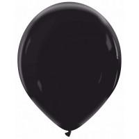 """Midnight Black Superior Pro 13"""" Latex Balloon 100Ct"""