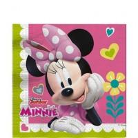Minnie Happy Helpers Napkins 20ct