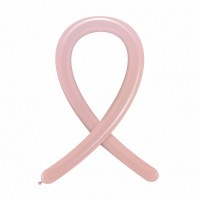 Superior Modelling 260 Light Pink Latex Balloon 100Ct
