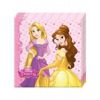Princess Dreaming - Disney -  Napkins  20Ct