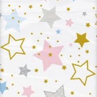 Twinkle Twinkle Little Star Luncheon Napkins 16ct