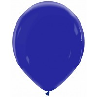 "Navy Blue Superior Pro 13"" Latex Balloon 100Ct"
