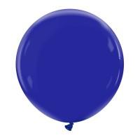 "Navy Blue Superior Pro 24"" Latex Balloon 1Ct"