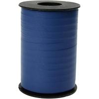 Navy Curling Ribbon Franco Perro 500yds