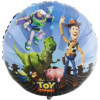 "Toy Story 18"" Foil Balloon - Unpackaged"