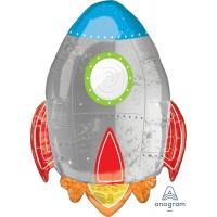 "Rocket Supershape 21"" X 29"""