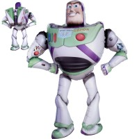 """Toy Story Buzz Lightyear  62"""" Airwalker"""