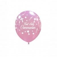 """Chalice 5"""" 'First Holy Communion' Pink 100ct"""