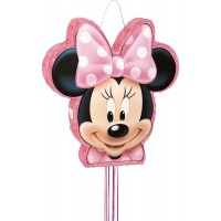 Disney Minnie Mouse Face Pinata