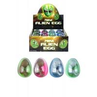 Alien Mini Egg 5.8cmX4cm 24pcs