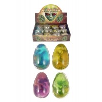 Alien Egg With Baby Twins 8.5cmX5.3cm 12pcs