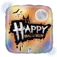 """Opal Happy Halloween 18"""" Foil Balloon"""