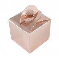 Balloon/Gift Box Rose Gold x 10pcs