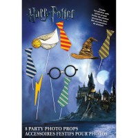 Harry Potter Photo Props 8ct