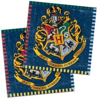 Harry Potter Luncheon Napkins 16ct