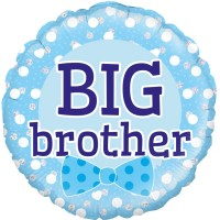 "Big Brother - 18"" Foil Balloon"