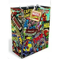 Marvel Comics Gift Bag Large (Pack of 6)