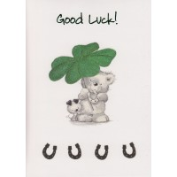 #65 Greeting Cards - Good Luck 12pk