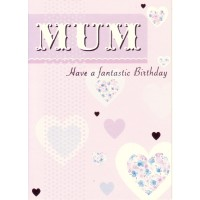 #33 Greeting Cards - Mum 12pk