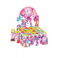 Unicorns Bubbles 60ml 36Pces