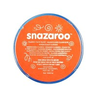 Snazaroo - Classic 18ml - Orange