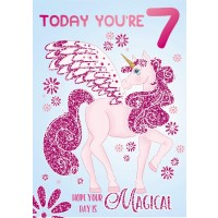 Age 7 - Girl - Pack Of 12