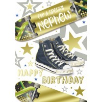 Happy Birthday - Nephew - Pack Of 12