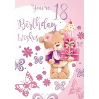 Age 18 - Female - Pack Of 12