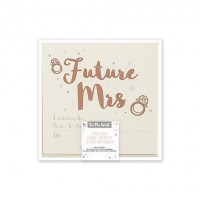 Future Mrs Invites & Thank You Notes 16ct