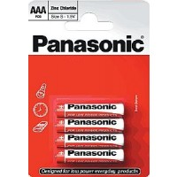 Panasonic AAA 4pk Batteries - Box Of 12