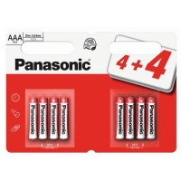 Panasonic AAA 8pk Of Batteries - Box Of 20