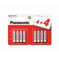 Panasonic AA 8pk Of Batteries - Box Of 20