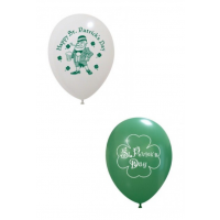 "Superior 12"" 'St Patricks Day' 50ct Latex"