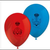 "Paw Patrol 11"" Latex Balloons 8ct"
