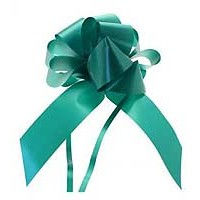 Emerald Pull Bow 50mm - Pack of 20