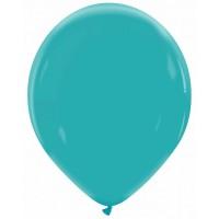 "Peacock Blue Superior Pro 13"" Latex Balloon 100Ct"