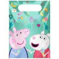 Peppa Pig Lootbags 8CT