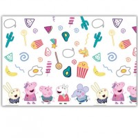 Peppa Pig Tablecover 1ct