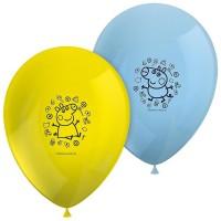 Peppa Pig 11'' Latex Balloons 8ct