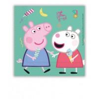Peppa Pig Napkins 20ct