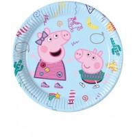Peppa Pig 23cm Plates 8ct