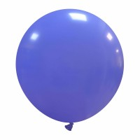 """Periwinkle Superior 19"""" Latex Balloon 25Ct"""