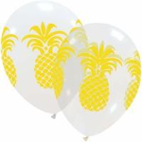 "Pineapple Superior !2""  Latex Balloons 25Ct"