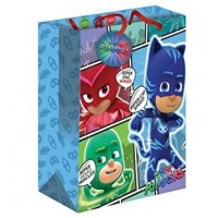 PJ Masks Gift Bag Large (Pack of 6)